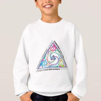 Gymnastics Celtic Triangle Sweatshirt