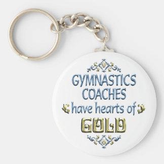 Gymnastics Coach Appreciation Key Chains