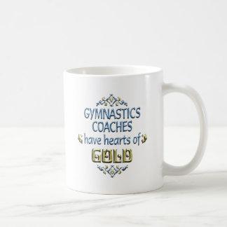 Gymnastics Coach Appreciation Classic White Coffee Mug