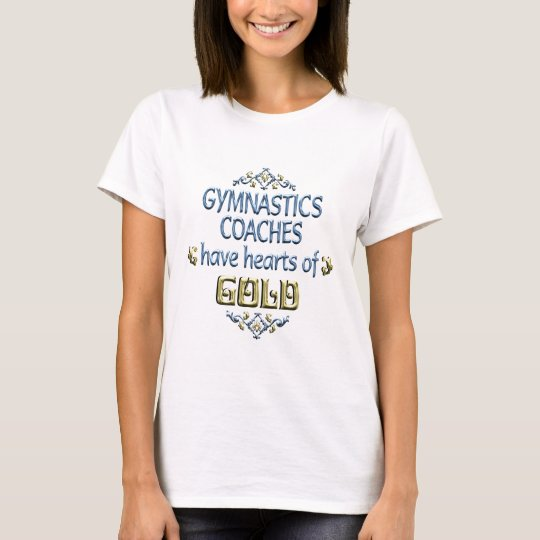 Gymnastics Coach Appreciation T-Shirt