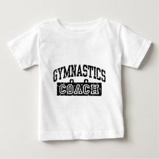 Gymnastics Coach Baby T-Shirt