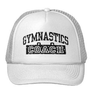 Gymnastics Coach Cap