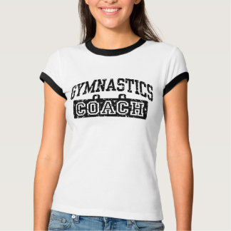 Gymnastics Coach T-Shirt