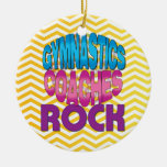 Gymnastics Coaches Gifts- Ornament