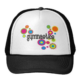 Gymnastics Cool Polka Dots Cap