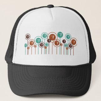Gymnastics Daisies Trucker Hat