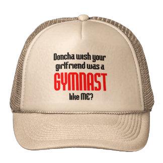 Gymnastics Doncha Cap