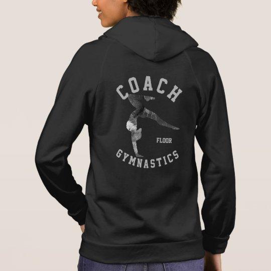 gymnastics Floor Coaches jacket