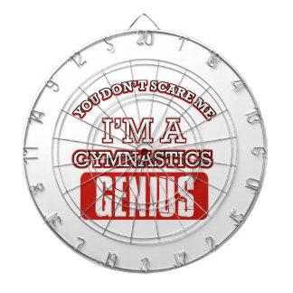 gymnastics genius dart boards