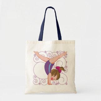 Gymnastics Gift Tote Bag