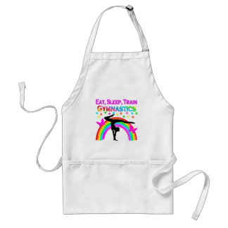 GYMNASTICS GOALS AND DREAMS STANDARD APRON