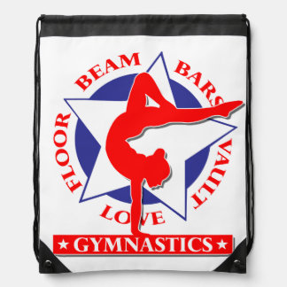 Gymnastics Gym Kit Bag