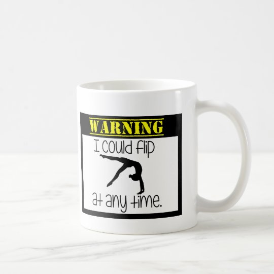 Gymnastics I Could Flip At Anytime Mug