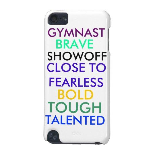 Gymnastics ipod 5th gen case