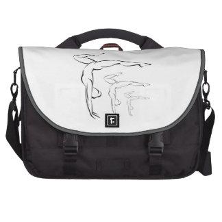 Gymnastics Laptop Computer Bag