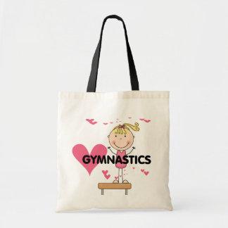 GYMNASTICS - Love Gymnastics Tshirts and Gifts Tote Bag