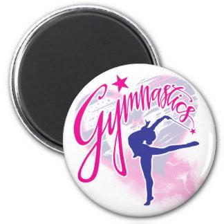 Gymnastics Magnet