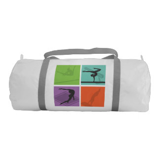Gymnastics Meet Personalized Gym Bag Gym Duffel Bag