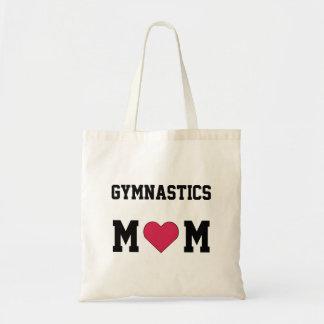 Gymnastics Mom Budget Tote Bag