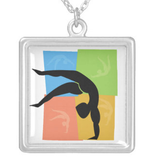 Gymnastics Necklace