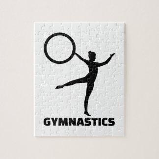 Gymnastics Puzzles