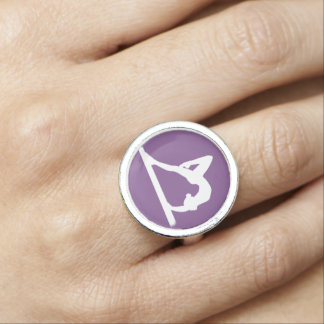 Gymnastics Ring, Gymnastics Jewelry