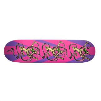 Gymnastics Custom Skate Board