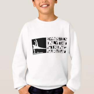 Gymnastics Survive Sweatshirt