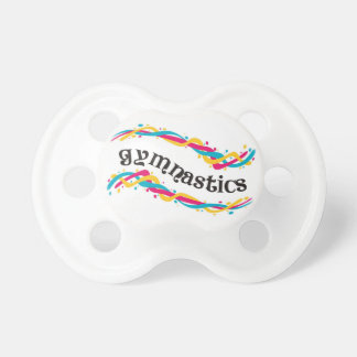 Gymnastics Twists Pacifiers