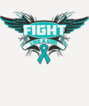 Gynaecologic Cancer Fight Like a Girl Wings