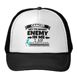 Gynecologic Cancer Met Its Worst Enemy In Me Cap