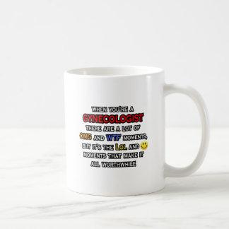 Gynecologist OMG WTF LOL Coffee Mug