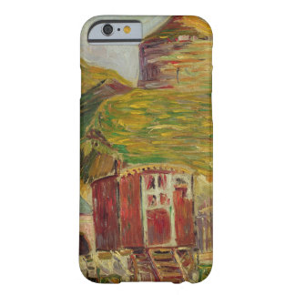 Gypsies at Port-en-Bessin, 1883 (oil on canvas) Barely There iPhone 6 Case