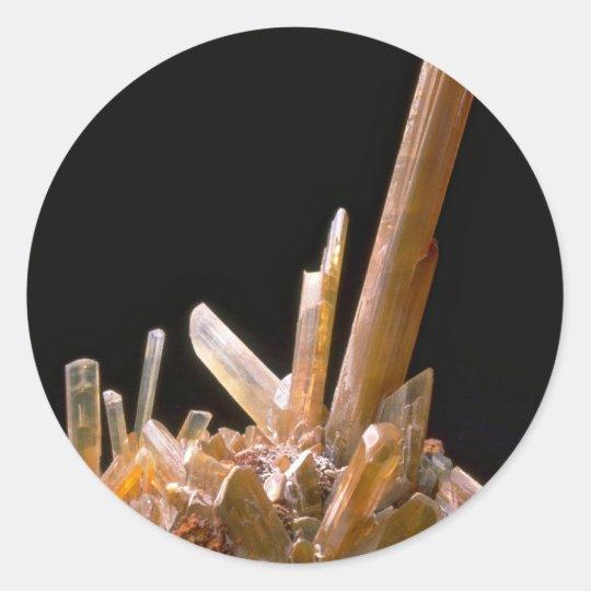 Gypsum Classic Round Sticker