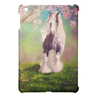 """Gypsy Blossom"" vanner/cob horse iPad Mini Cover"