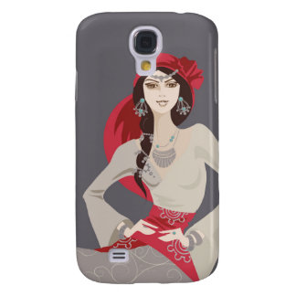 Gypsy boho chic galaxy s4 case