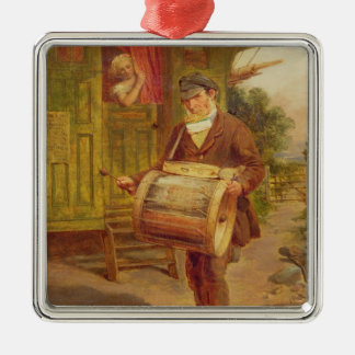 Gypsy Caravan Christmas Ornament