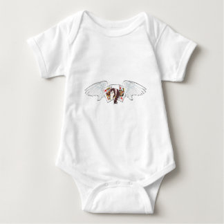 Gypsy Cards Baby Bodysuit