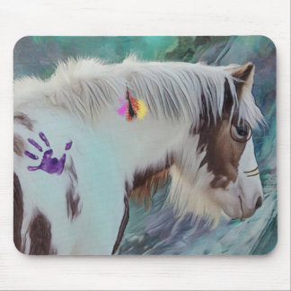 Gypsy Cob Filly Mouse Mat