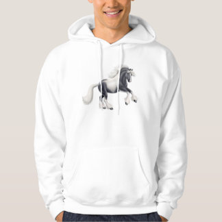 Gypsy Cob Vanner Hooded Sweatshirt
