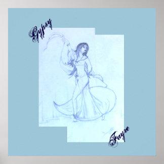 Gypsy Fayre Poster