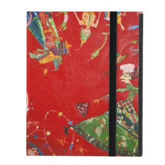 Gypsy-float iPad Cover