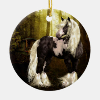 Gypsy Gold Vanner Christmas Ornament