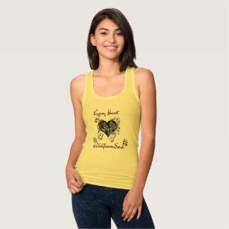 Gypsy Heart Wildflower Soul Tank Top