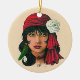 Gypsy II Christmas Ornament
