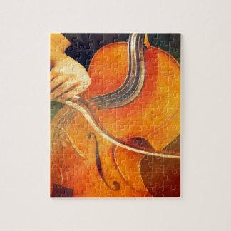 Gypsy Jazz Variations Jigsaw Puzzle