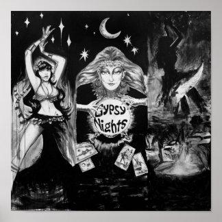 Gypsy Nights Poster