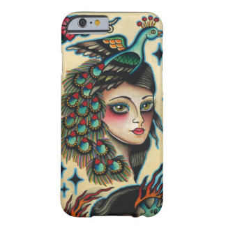 gypsy peacock barely there iPhone 6 case