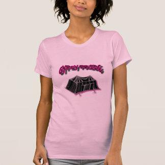 Gypsy Pride Camp Pink Tshirts