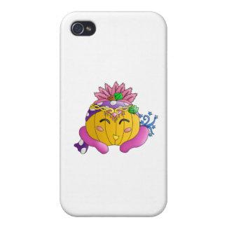 Gypsy Pumpkin iPhone 4 Cover